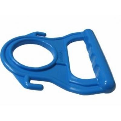 Ручка пластиковая Голубая